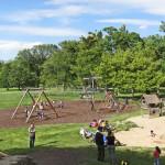 Jesuitenwiese Spielplatz